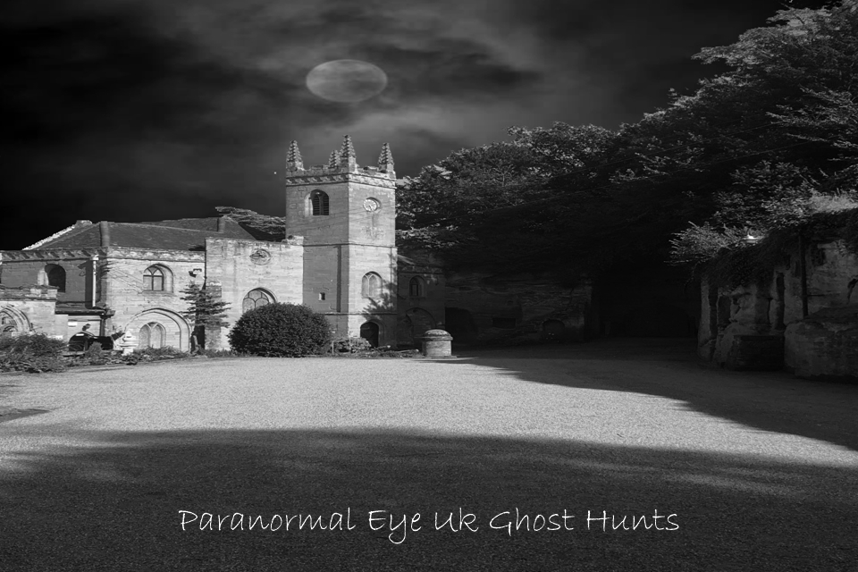Guys Cliffe In warwick is a real hidden Gem. Ghost hunts here can be a truly frightening experience, Dark shadows are often seen, This is vast location with secret underground chambers, hidden caves and so much more.